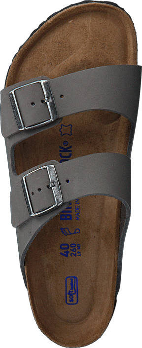 Birkenstock - Arizona SFB Regular Gunmetal