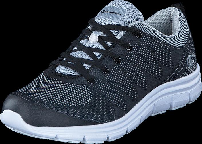 Champion - Low Cut Shoe Pax Grey Melange/Black