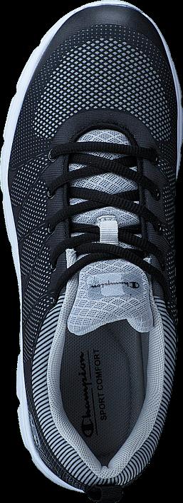 Champion Low Cut Shoe Pax Grey Melange/Black