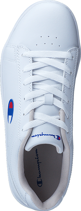 Champion Low Cut Shoe 1980 White