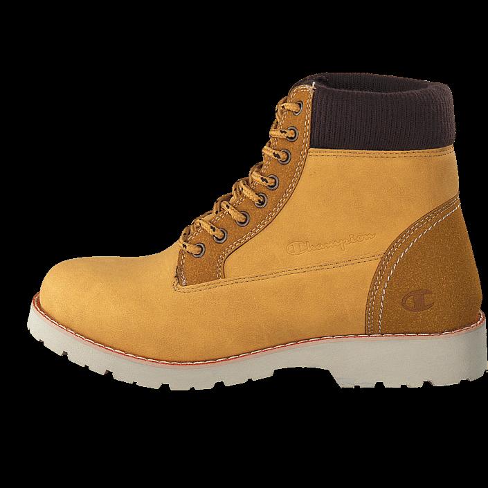 47812f99e17 Køb Champion High Cut Shoe UPSTATE CUY brune Sko Online