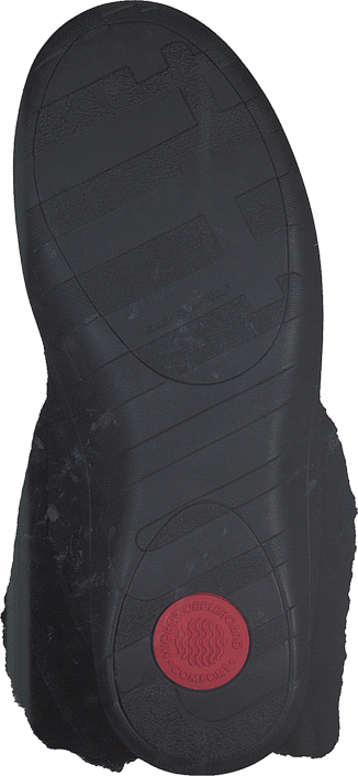 Fitflop Supercush Mukloaff Shorty Black