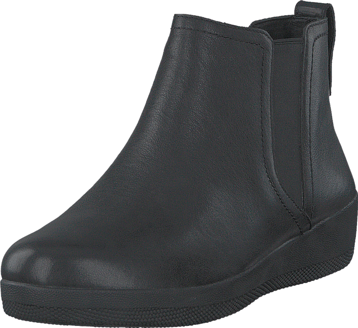Fitflop - Superchelsea Boot Black