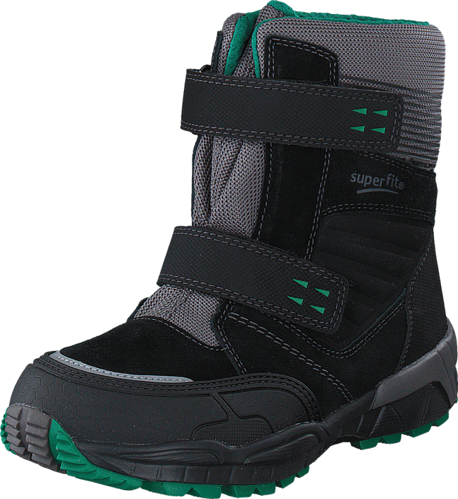 Superfit - Culusuk Velcro Gore-Tex Black combi