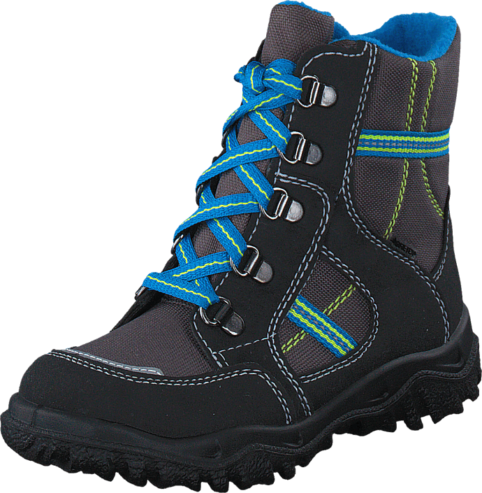 Superfit - Husky Lace Gore-Tex Black combi