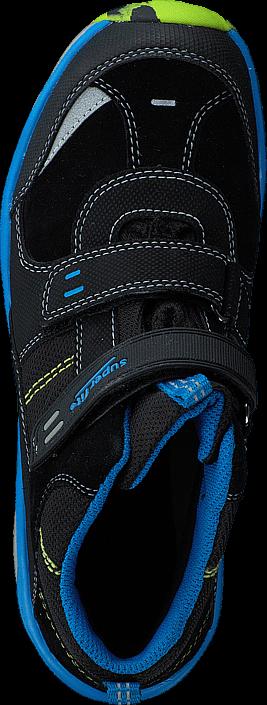 Superfit - Sport5 Mid Gore-Tex Black/Blue/Green