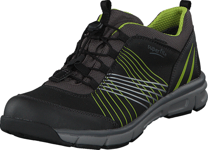 Superfit - Lumis Quick Lace Gore-Tex Black