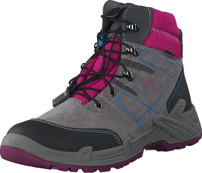 Superfit - Canyon Gore-Tex Grey/Pink