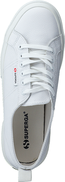 Superga - 2750- FGLU White