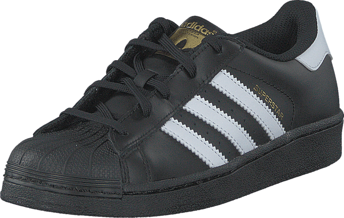 adidas Originals - Superstar Foundation C Core Black/Ftwr White/Black