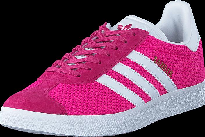 adidas Originals - Gazelle Shock Pink S16/Ftwr White/Shoc