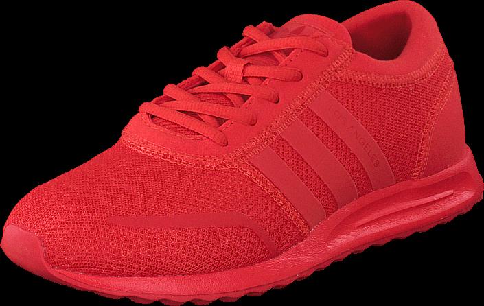adidas-originals-los-angeles-j-core-red-s17core-red-s17core-kengaet-sneakerit-ja-urheilukengaet-sneakerit-punainen-unisex-36