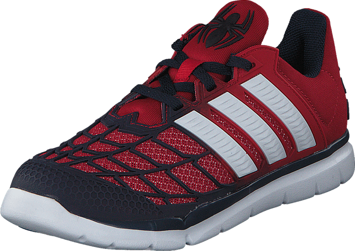 adidas Sport Performance - Marvel Spider-Man K Power Red/White/Collegiatenavy