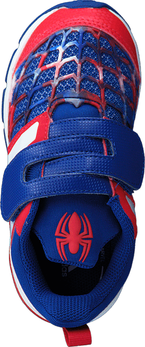 adidas Sport Performance Marvel Spider-Man C Collegiate Royal/White/Red