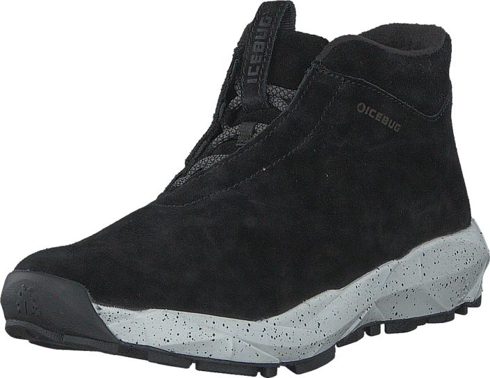 Footway SE - Icebug Now4 M BUGweb RB9X Black Black, Skor, Kängor & Boots, Vandringskängor, Sv 1547.00