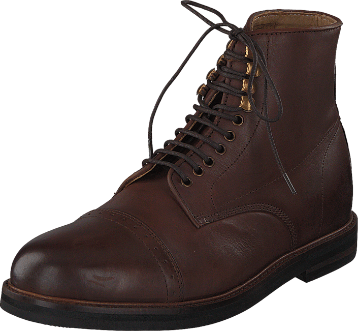 H by Hudson - Wantage Calf Brown