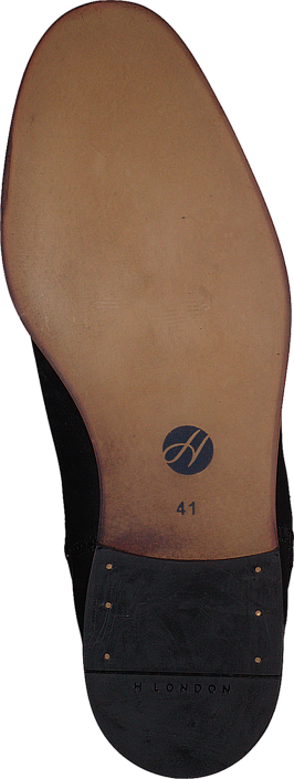 H by Hudson - Tamper Calf Black