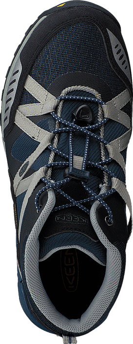 Keen Versatrail Mid Wp Midnight Navy/Neutral Gray