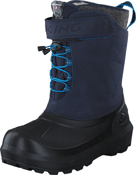 Viking - Nordlys Black/Navy