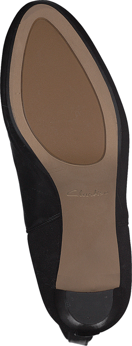 Clarks - Kendra Glove Black Leather