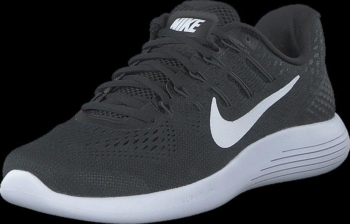 Nike - Nike Lunarglide 8 Black/White-Anthracite