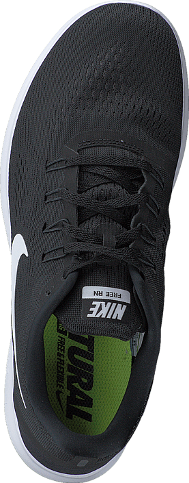 Nike - Nike Free RN Black/White-Anthracite