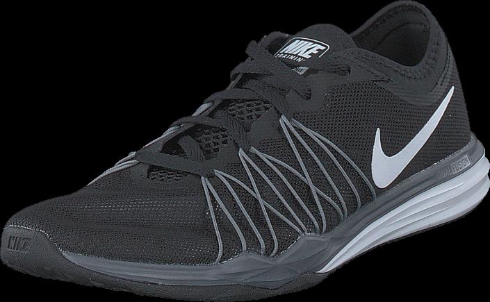 Nike Wmns Nike Dual Fusion Tr Hit Blk/White-Mtlc-Wlf Gry