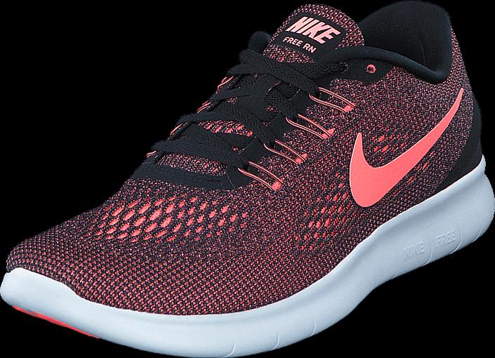 Footway SE - Nike Wmns Nike Free Rn Black/Lava Glow-Off White, Skor, Sneakers & Sportskor, Lö 1097.00
