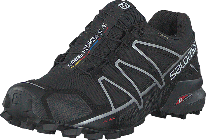 Salomon - Speedcross 4 GTX® Black/Black/Si