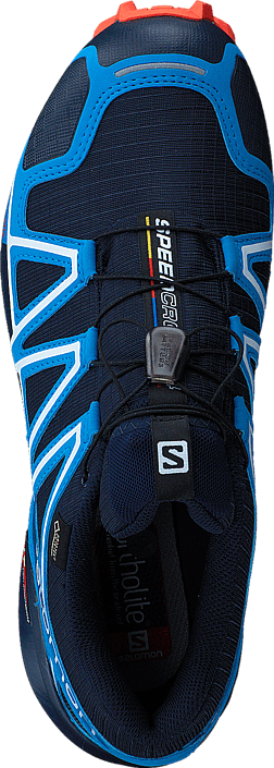 Salomon - SPEEDCROSS 4 GTX® Navy Blazer/Cloisonné/Flame