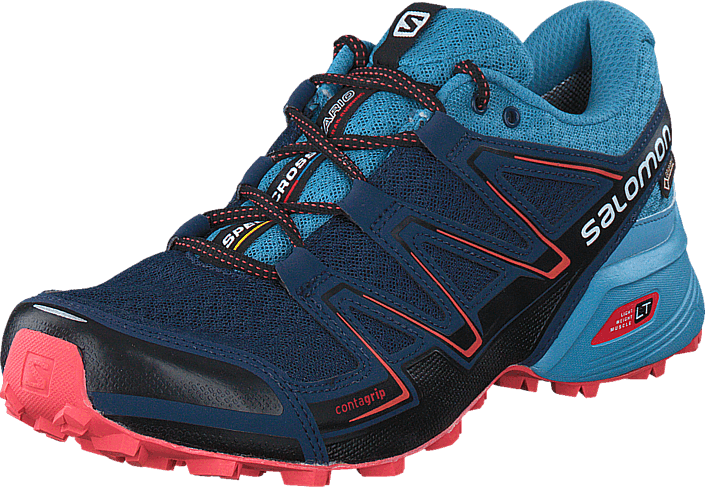 Salomon Speedcross Vario GTX® W Slateblue/Blue