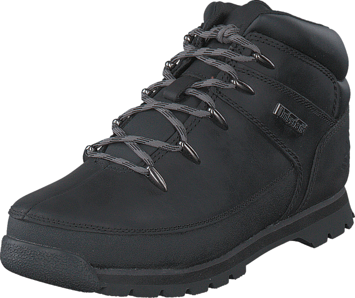 Timberland Eurosprint C9790R Black Smooth w Grey