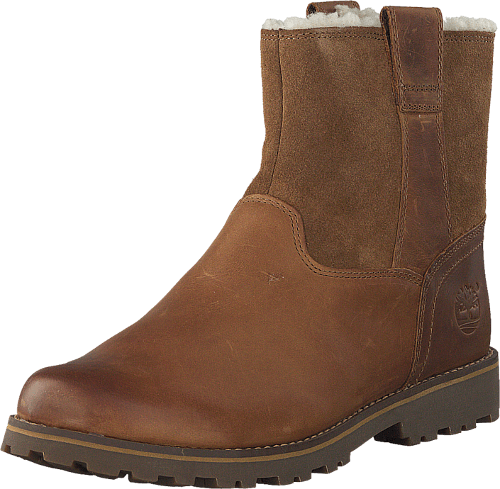 Timberland - Asphalt Trail Warm-Lined CA14HR Light Brown Full-Grain w Suede