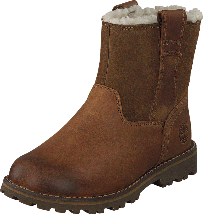 Timberland - Asphalt Trail Warm-Lined CA14IP Light Brown Full-Grain w Suede