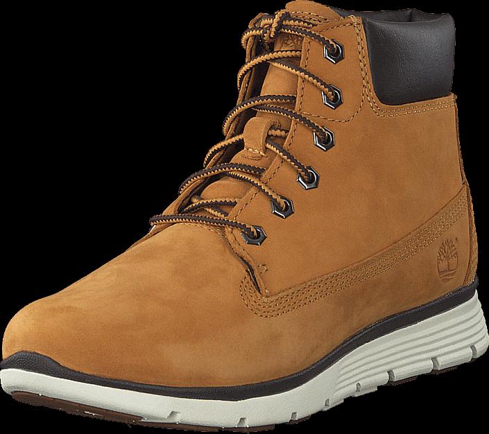 Timberland Killington CA17RI Wheat Nubuck, Sko, Boots & Støvler, Kraftige støvler, Brun, Unisex, 33