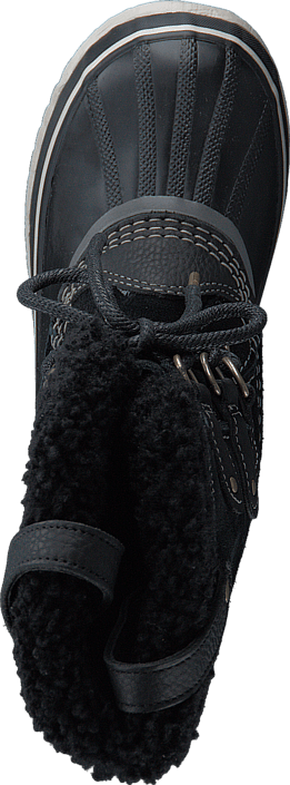 Sorel - Joan of Arctic Shearling 011 Black Stone