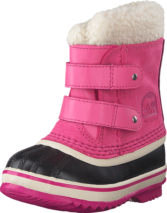 Sorel Children's 1964 Pac Strap 652 Tropic Pink