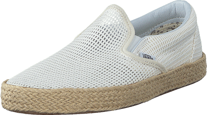 Vans - U Classic Slip-On Es True White 32