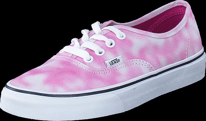 Vans U Authentic (Tie Dye) Rose 24