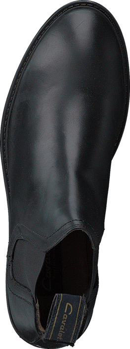 Cavalet - Megan Leather Black