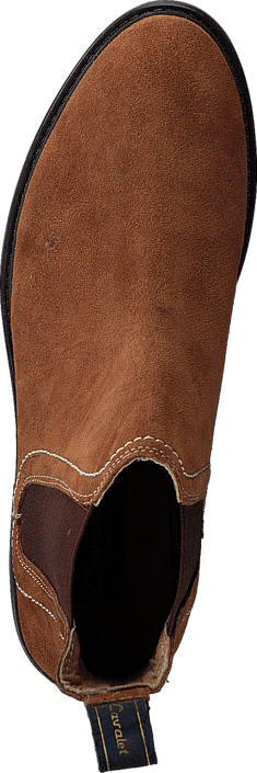 Cavalet - Megan Suede Brown