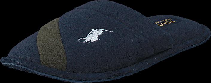 Ralph Lauren Junior - Rugby P Scuff Navy