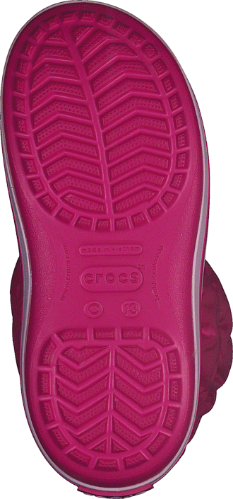 Crocs - WinterPuff Boot Kids Candy Pink