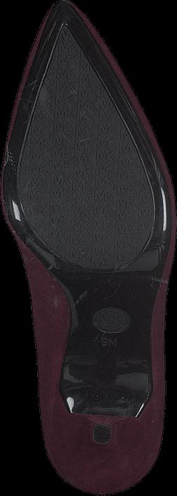 MICHAEL Michael Kors - MKFlexMidPump 580 Merlot