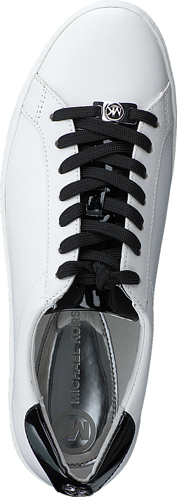 MICHAEL Michael Kors - Irving Lace Up 089 Opticwht/Blk