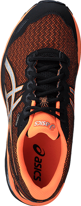 Asics - Gt-1000 5 G-Tx Black / Silver / Hot Orange