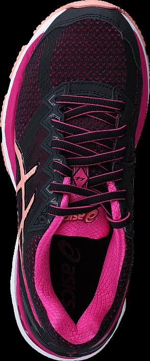 Asics - GT 2000 4 Black/Peach Melba/Sport Pink