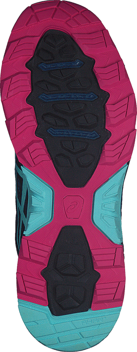 Asics - Gel Fujitrabuco 5 Poseidon / Aruba Blue / Pink