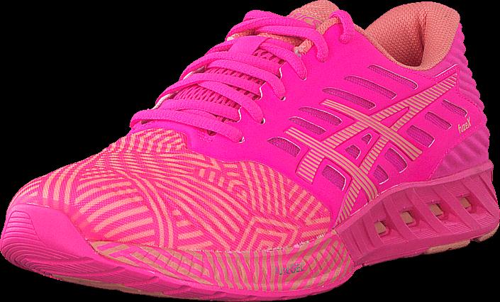 Asics - Fuzex Hot Pink / Peach Melba /  Pink