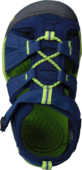 Keen - Seacamp II Cnx Tots Blue Depths/Lime